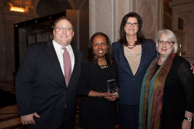 3M Excellence in Mentoring in America Award